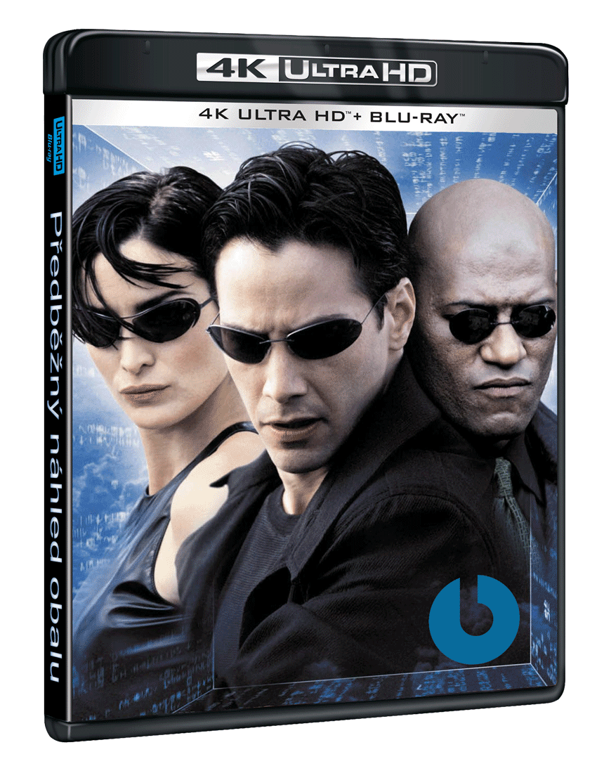 Matrix na 4k Ultra HD Blu-ray!