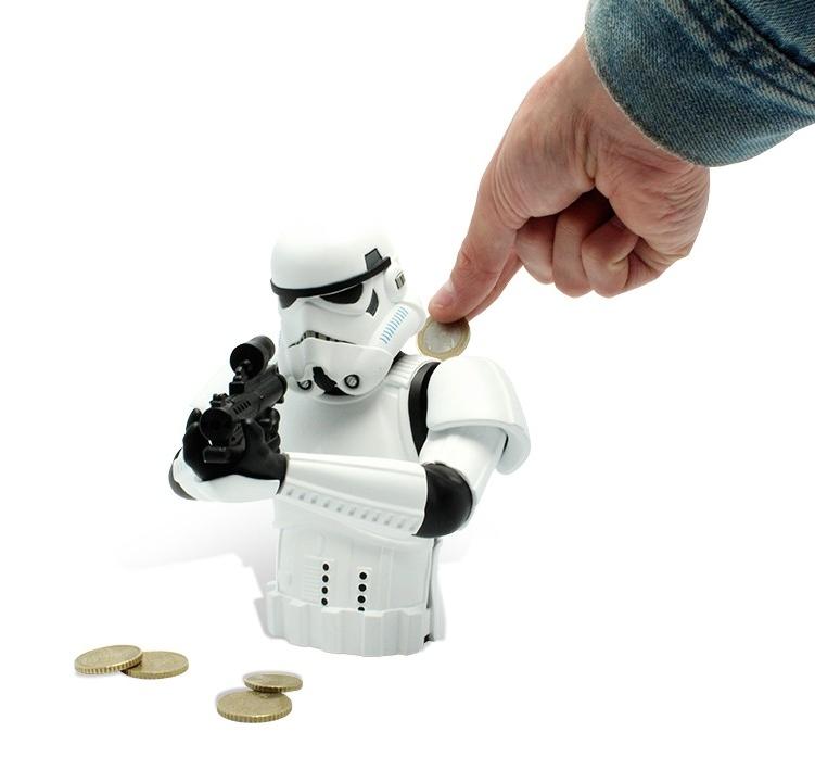 Pokladnička Star Wars