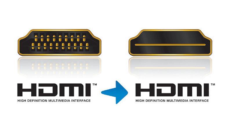 HDMI spojka