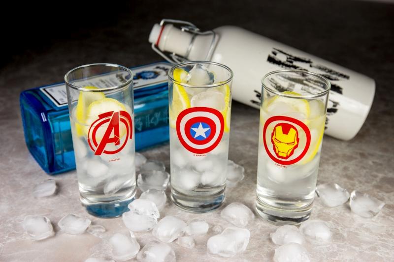 Sklenice Marvel