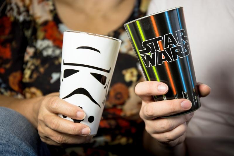 Sklenice Star Wars