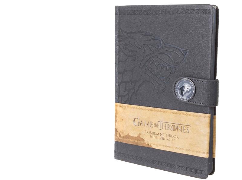 Zápisník Hra o trůny