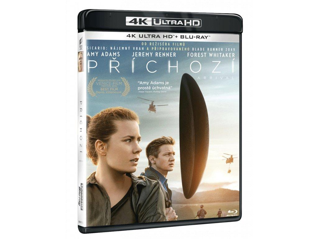 Příchozí (4k Ultra HD Blu-ray)