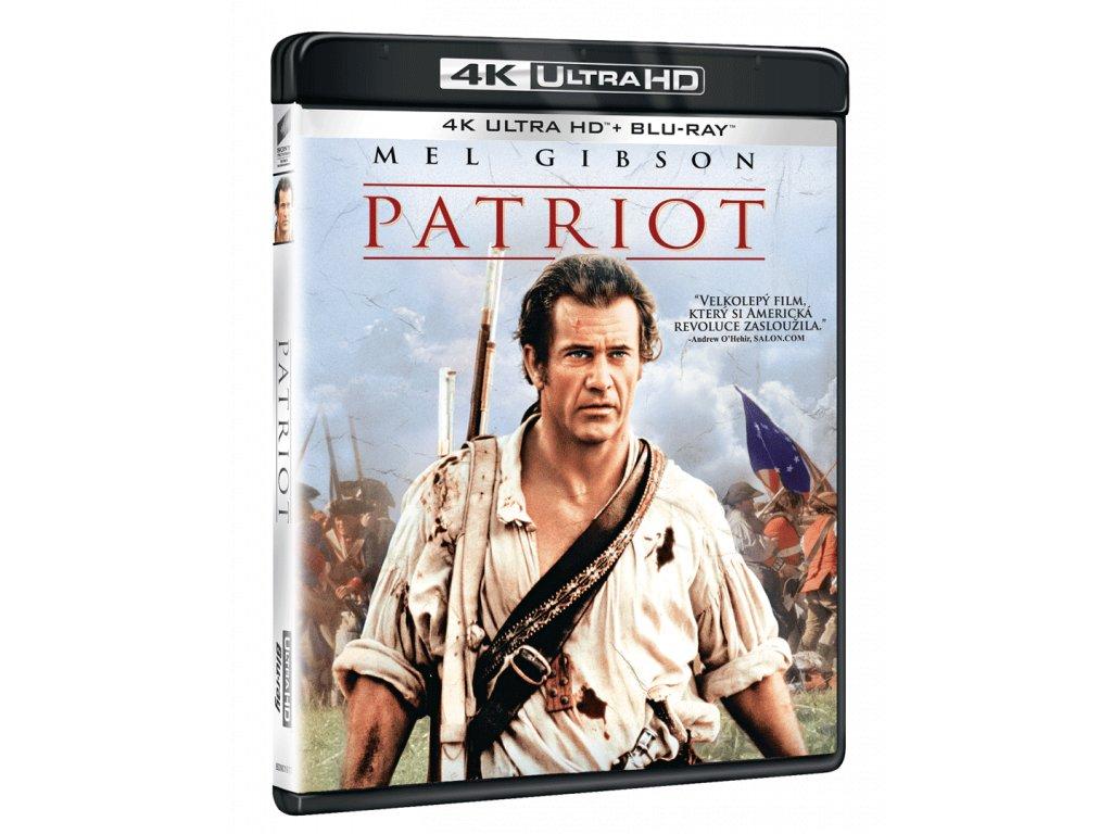 Patriot (4k Ultra HD Blu-ray + Blu-ray)