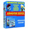 Šmoulové 1 a 2 (Vánoční Blu-ray 3D edice)
