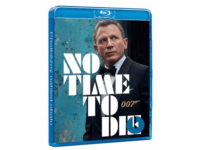 Není čas zemřít (Blu-ray 3D + Blu-ray 2D)