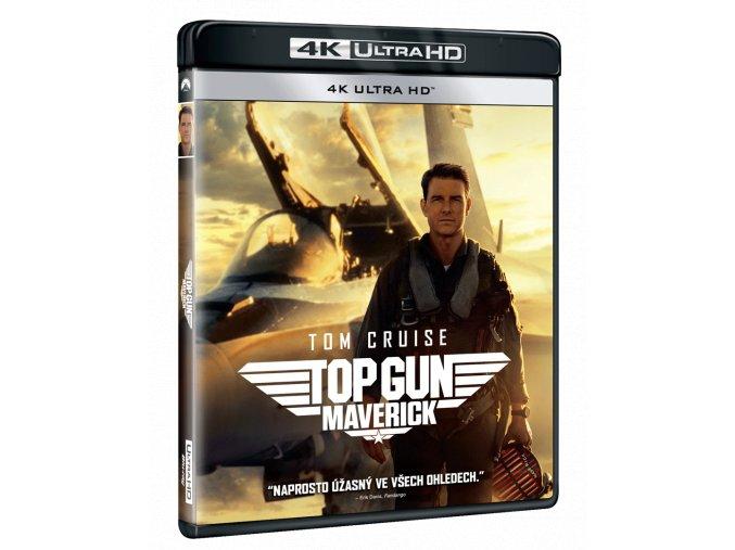 Top Gun: Maverick (4k Ultra HD Blu-ray + Blu-ray)
