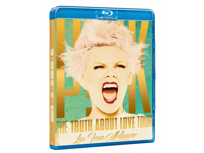 Pink: The Truth About Love (Live From Melbourne, Blu-ray)