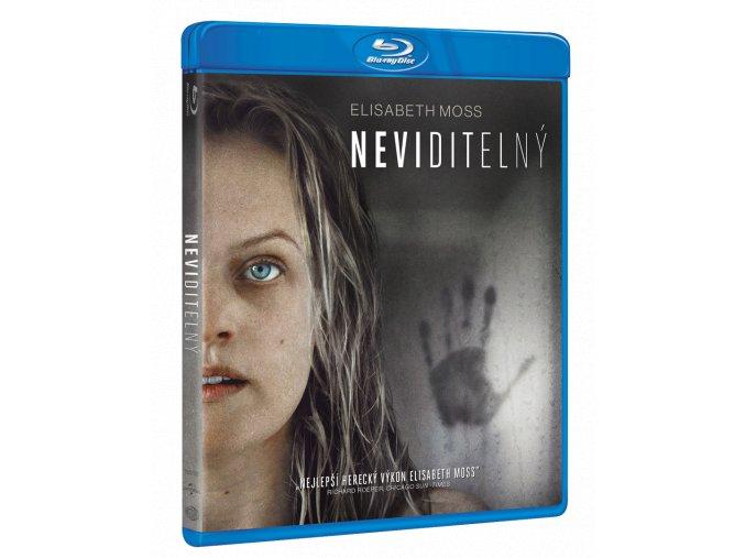 Neviditelný (Blu-ray)
