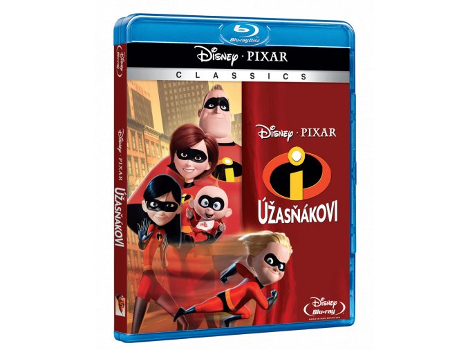 Úžasňákovi (Blu-ray)