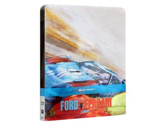 Le Mans '66 (Blu-ray, Steelbook)