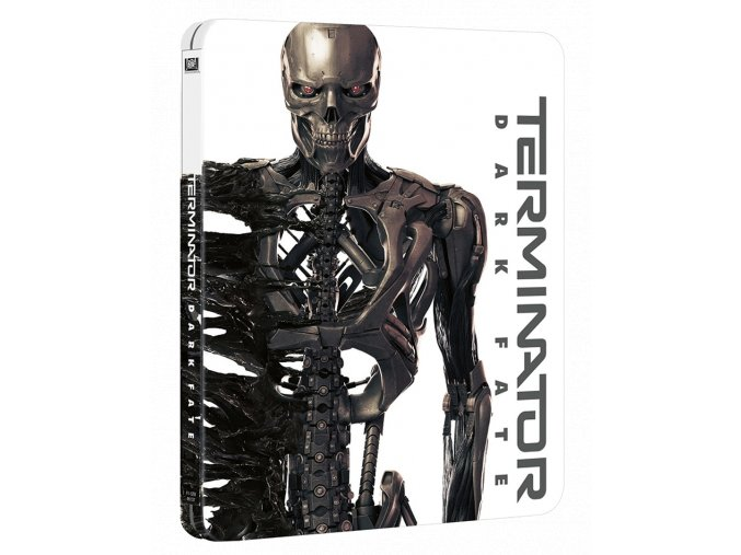 Terminátor: Temný osud  (4k, Steelbook)