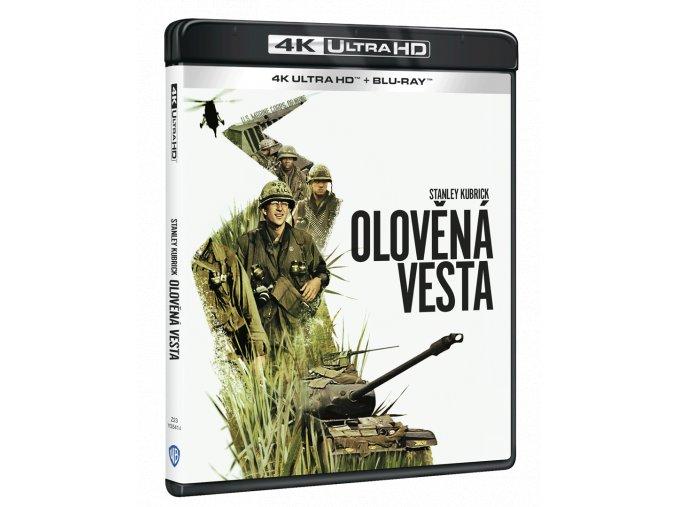 Olověná vesta (4k Ultra HD Blu-ray + Blu-ray)