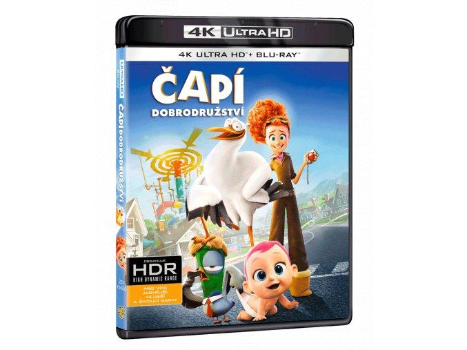 Čapí dobrodružství (4k Ultra HD Blu-ray)
