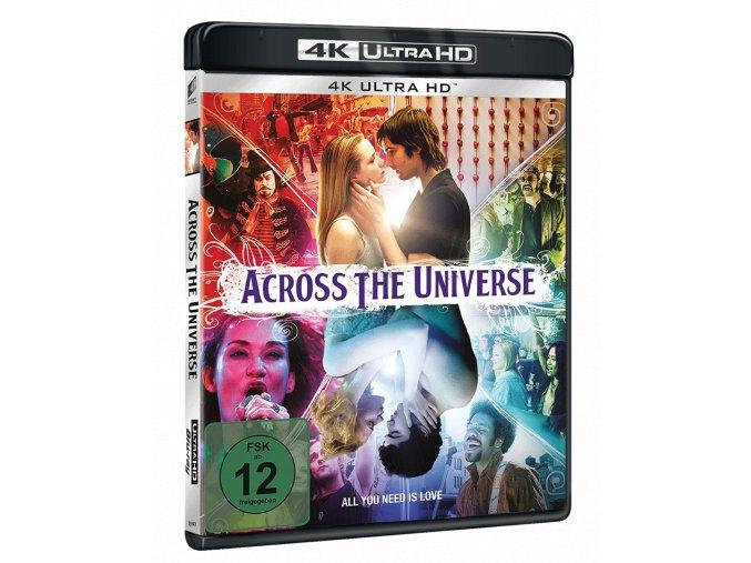 Across the Universe (4k Ultra HD Blu-ray + Blu-ray, CZ a SK titulky pouze na UHD)