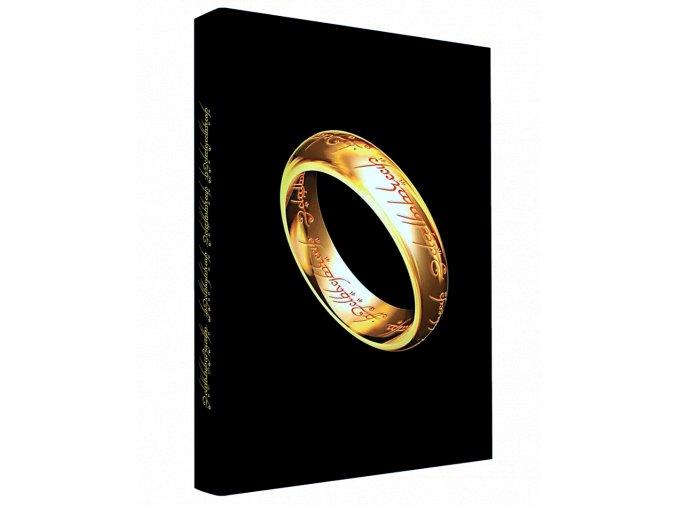 Zápisník Pán prstenů: Svítící Prsten moci (A5)