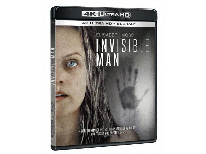 Neviditelný (4k Ultra HD Blu-ray + Blu-ray, CZ pouze na UHD)