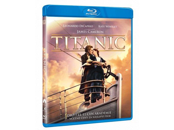 titanic blu ray 3d 2d