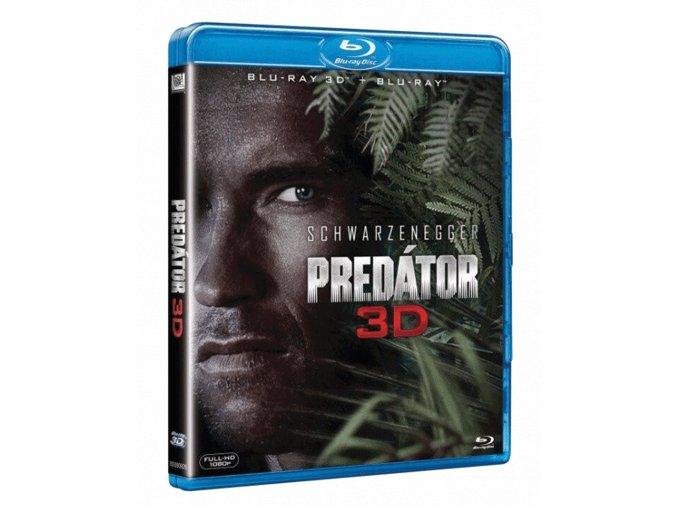 Predátor (Blu-ray 3D)