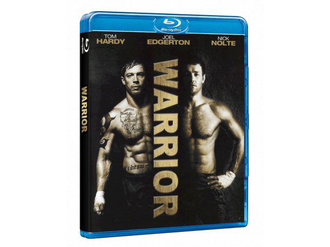 warrior blu ray