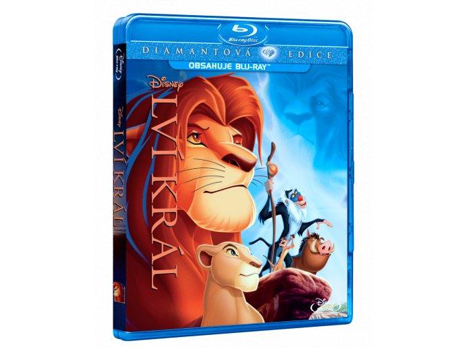 Lví král (1994, Blu-ray)