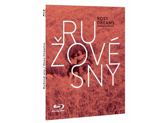 Růžové sny (Blu-ray, Digipack)