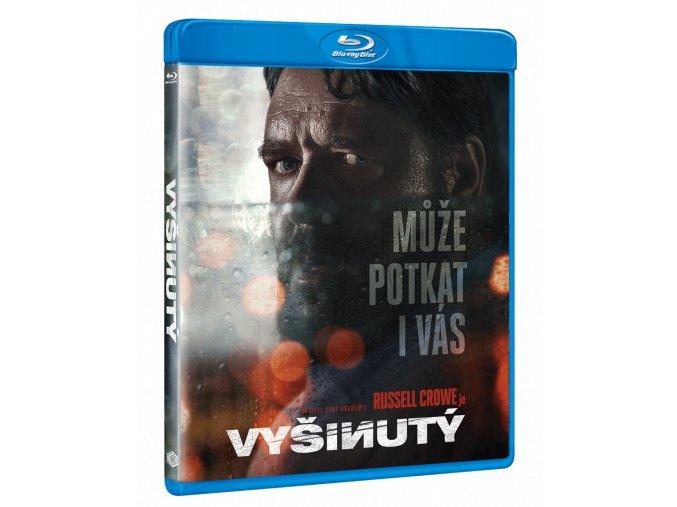 Vyšinutý (Blu-ray)