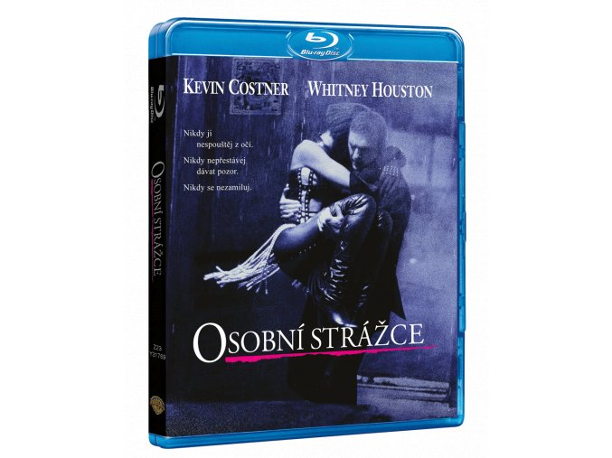 Osobní strážce (Blu-ray)