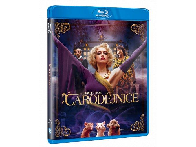 Čarodějnice (2020, Blu-ray)