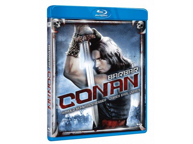 Barbar Conan 1982 Blu-ray