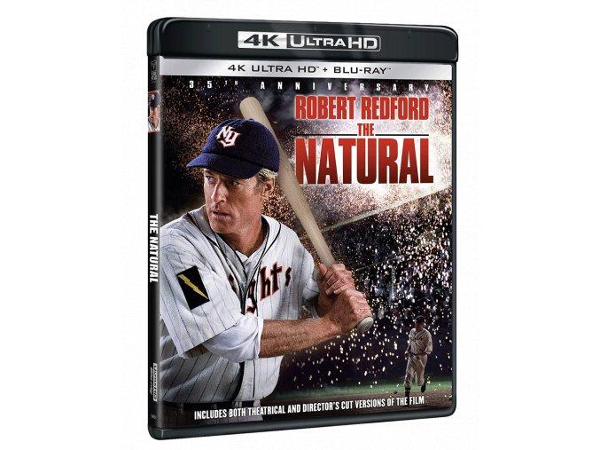 Přirozený talent (4k Ultra HD Blu-ray + Blu-ray, CZ pouze na UHD)