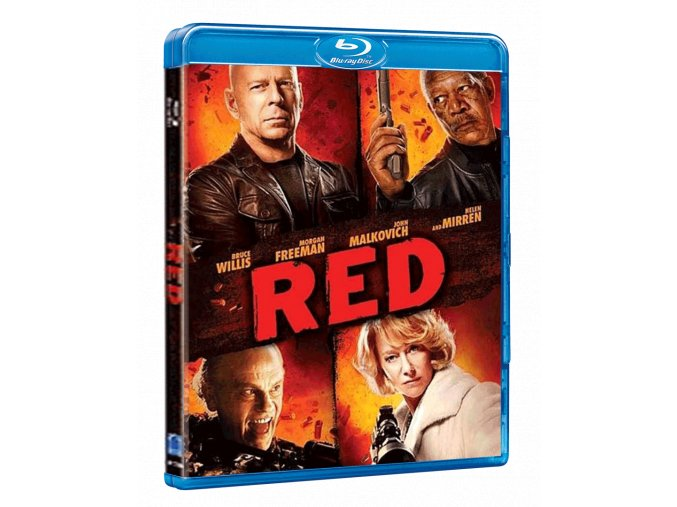 red blu ray