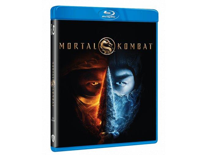Mortal Kombat 2021 (Blu-ray)