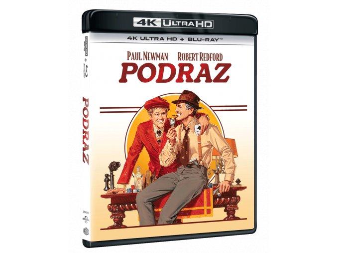 Podraz (4k Ultra HD Blu-ray + Blu-ray)