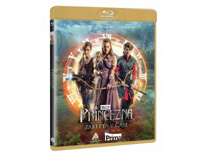 Princezna zakletá v čase (Blu-ray)
