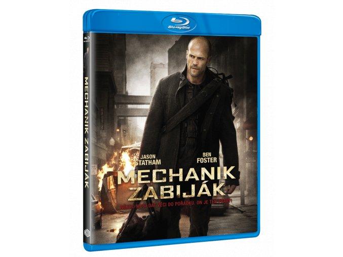 Mechanik zabiják (Blu-ray)