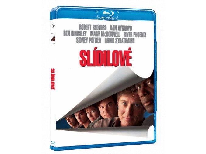 Slídilové (Blu-ray)