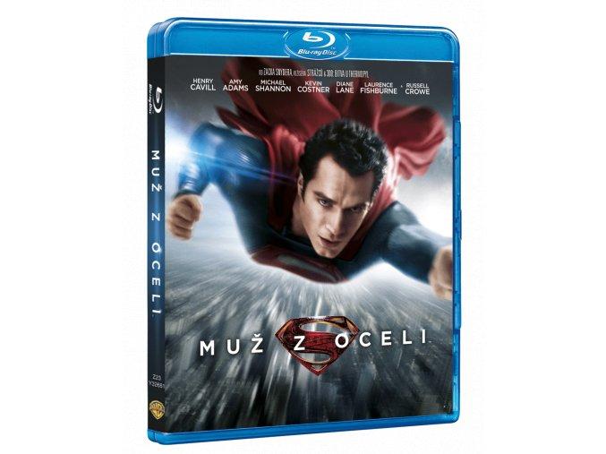 Muž z oceli (Blu-ray)