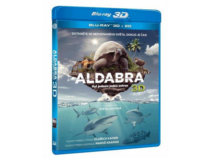 Aldabra: Byl jednou jeden ostrov (Blu-ray)