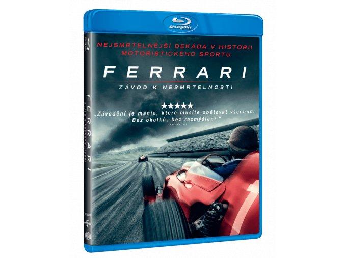Ferrari: Závod k nesmrtelnosti (Blu-ray)
