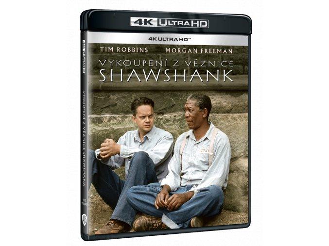Vykoupení z věznice Shawshank (4k Ultra HD Blu-ray)