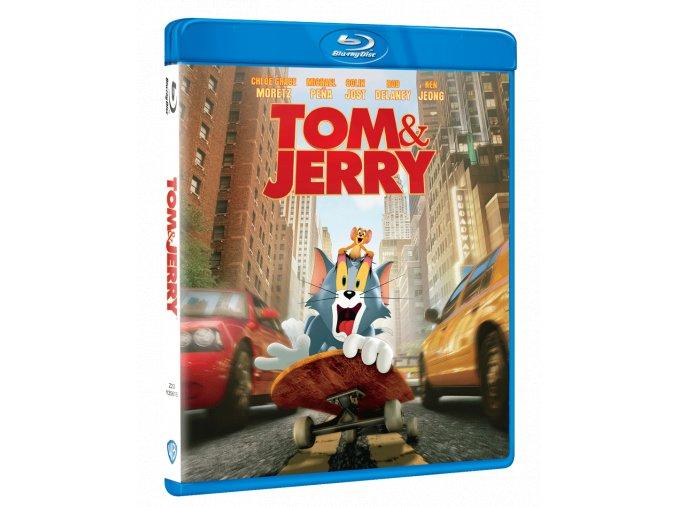 Tom a Jerry (Blu-ray)