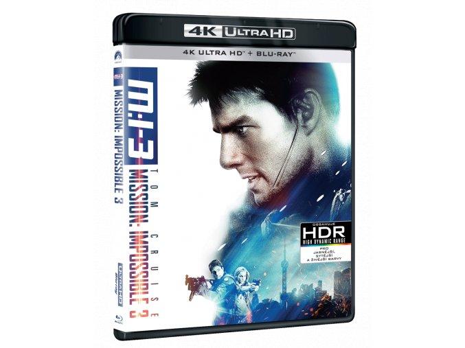 Mission: Impossible III (4k Ultra HD Blu-ray + Blu-ray)