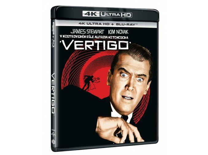 Vertigo (4k Ultra HD Blu-ray + Blu-ray)