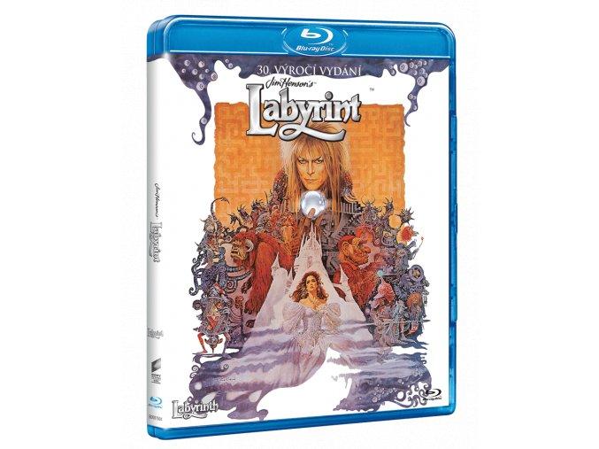 Labyrint (Blu-ray edice ke 30. výročí vzniku)