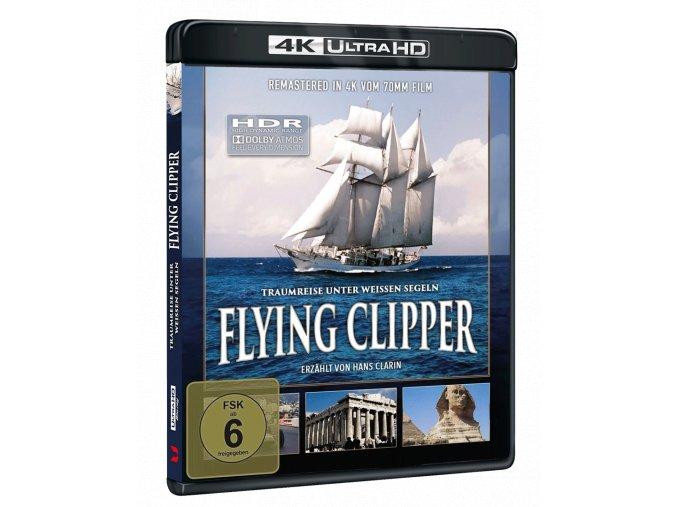 Létající Clipper (4k Ultra HD Blu-ray)