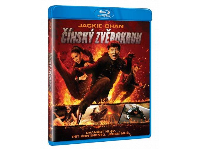Čínský zvěrokruh (Blu-ray)