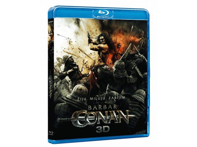 Barbar Conan (Blu-ray 3D)