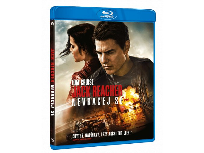 Jack Reacher: Nevracej se (Blu-ray)