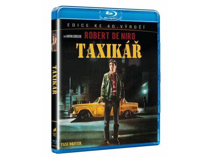 Taxikář (Blu-ray, Edice ke 40. výročí)